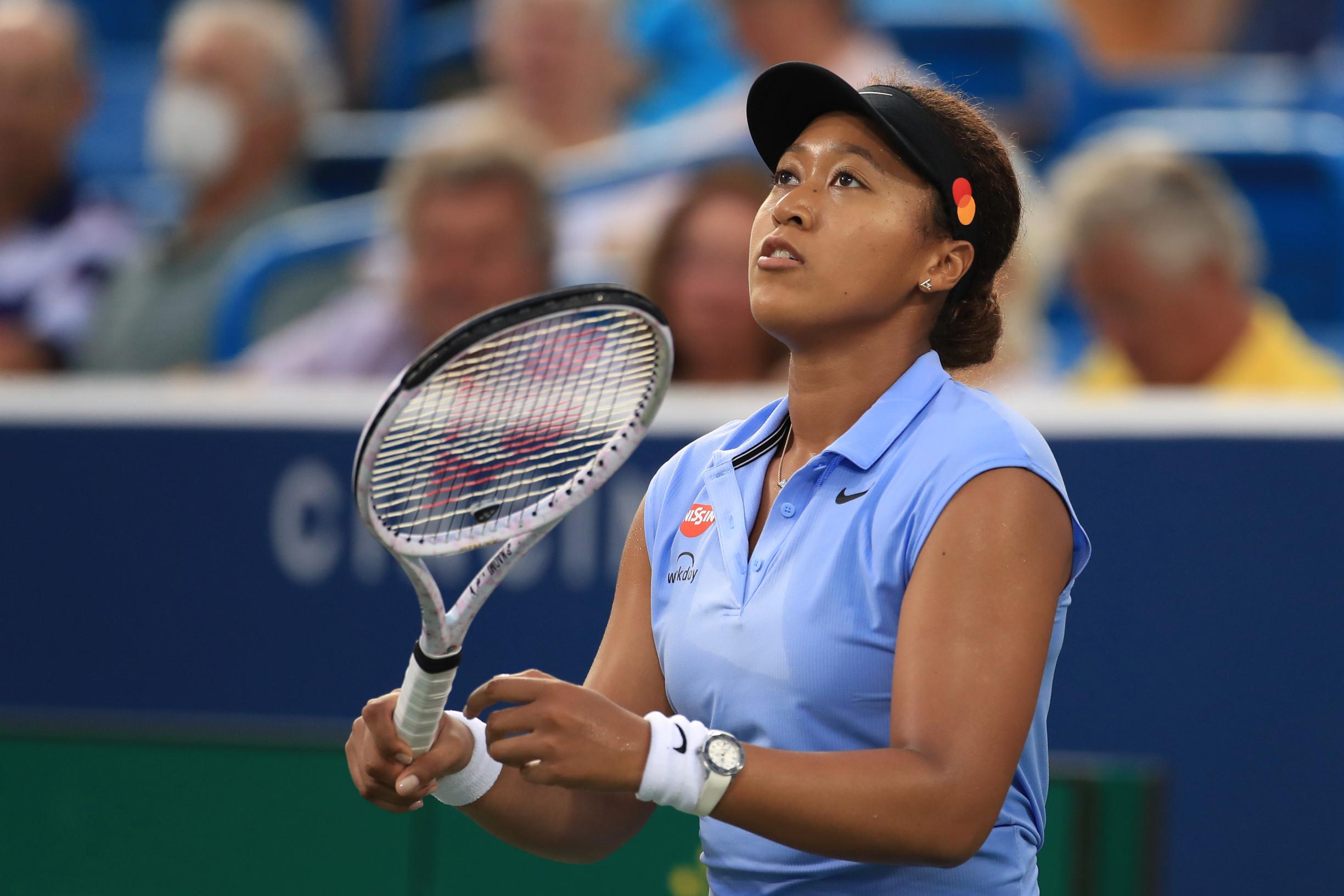 US Open star Naomi Osaka receives mental health praise from Billie Jean King