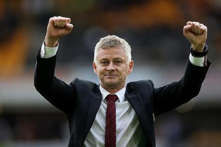 Solskjaer praises Mason Greenwood as United set unbeaten away record