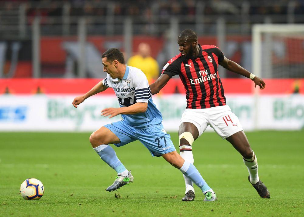 AC Milan re-sign Chelsea's Bakayoko on loan