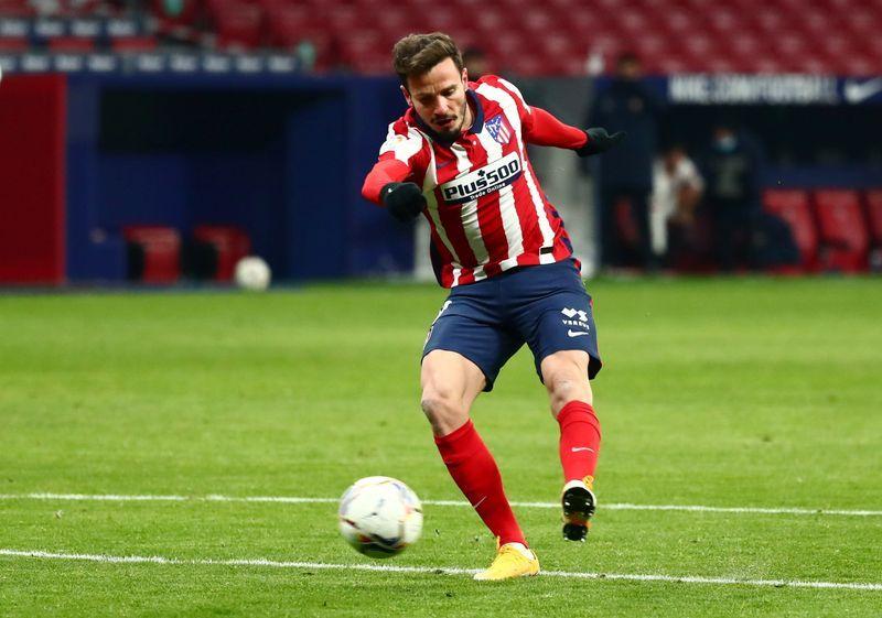 Soccer - Chelsea sign Atletico's Saul on loan