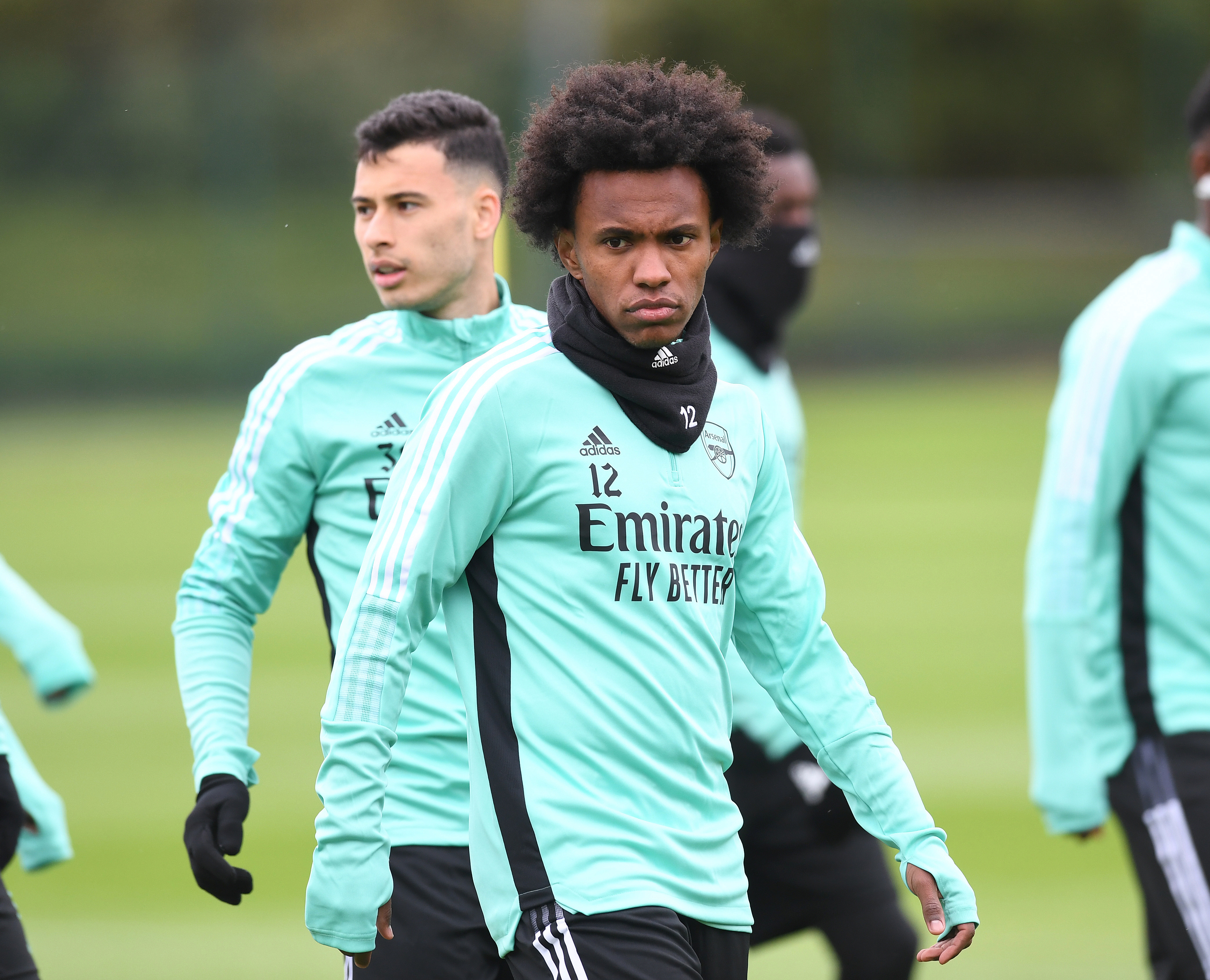 'I am sorry' – Willian apologises for disappointing spell at Arsenal after departure is confirmed