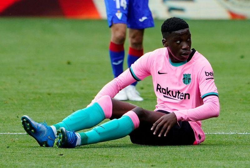 Soccer-Leipzig snap up Moriba from Barca