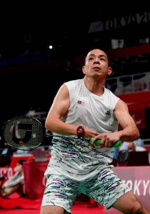 Liek Hou opens Tokyo Paralympics account in style