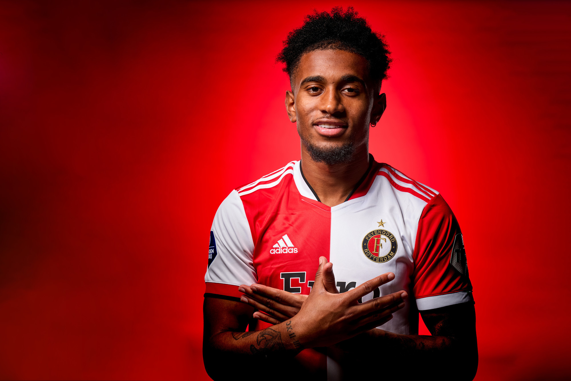 Reiss Nelson speaks out after completing loan move from Arsenal to Feyenoord