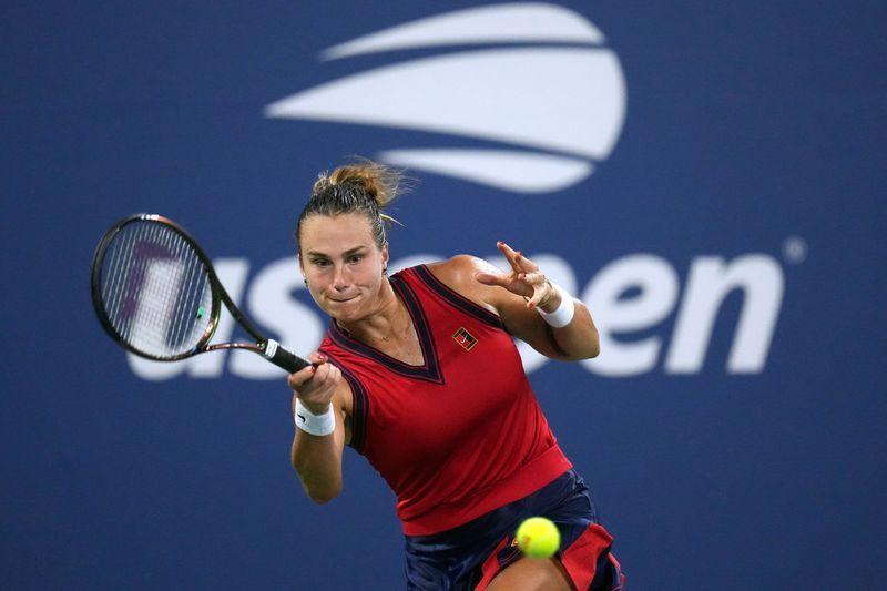 Tennis - Sabalenka powers into U.S. Open third round