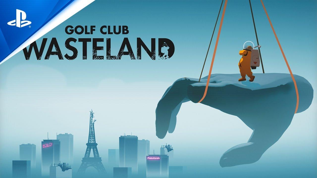 Golf Club: Wasteland - Launch Trailer   PS4