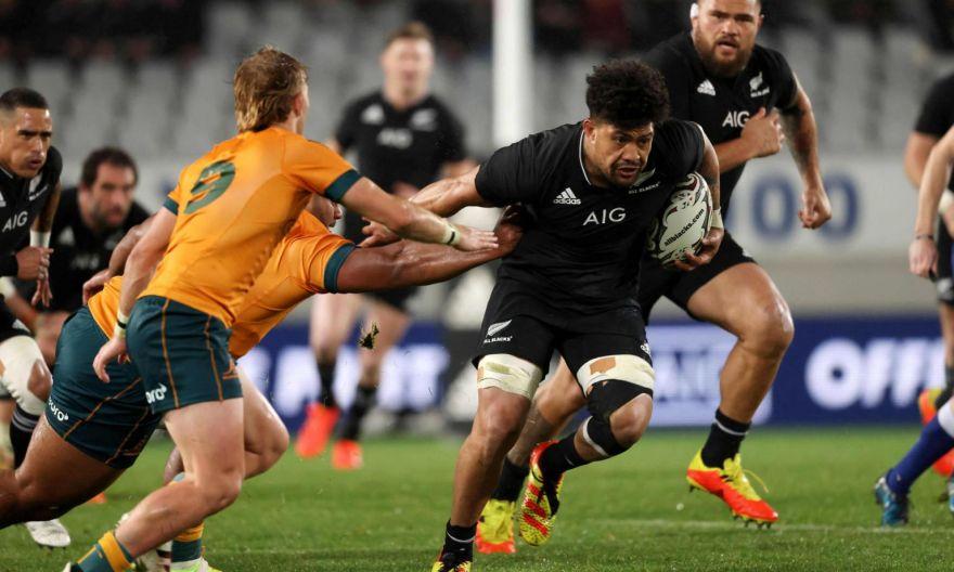 Rugby: All Blacks go for triple Barrett assault on Australia