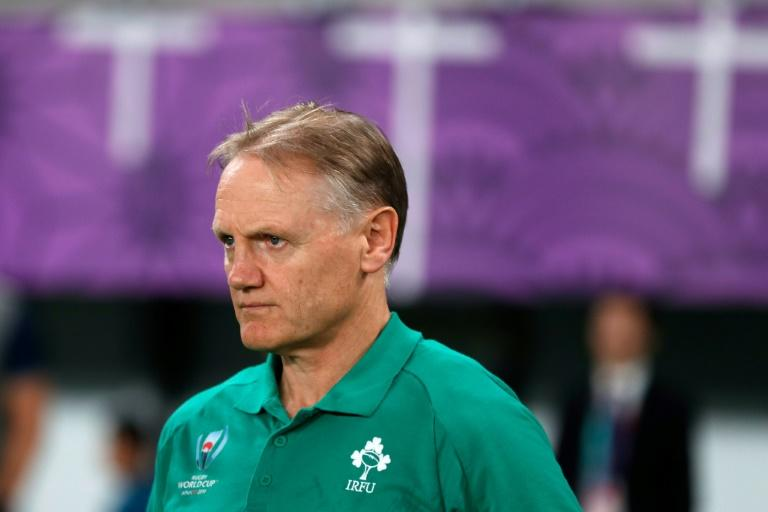 Former Ireland coach Schmidt to step down from World Rugby post