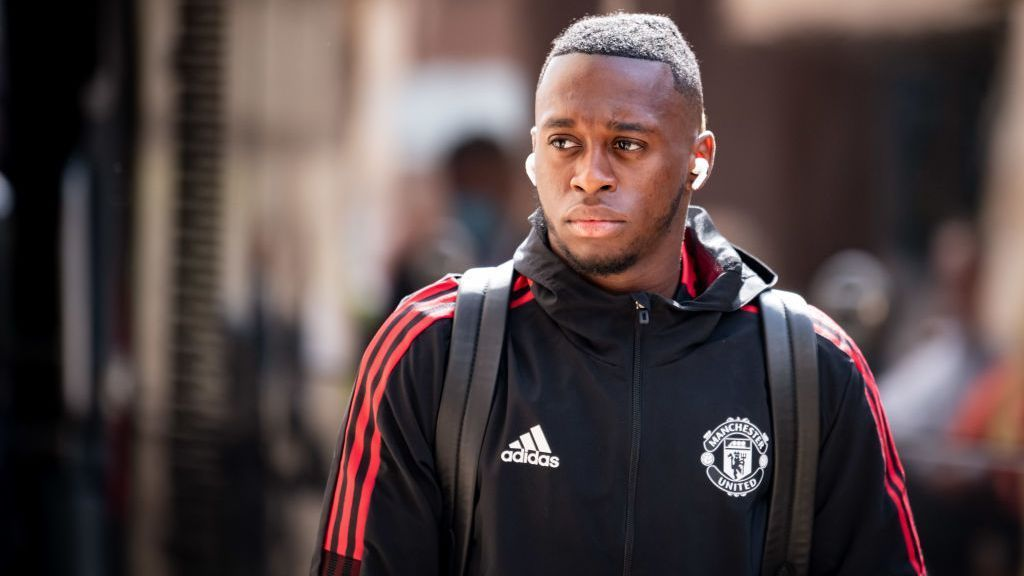 Man United's Wan-Bissaka pleads guilty to driving offences