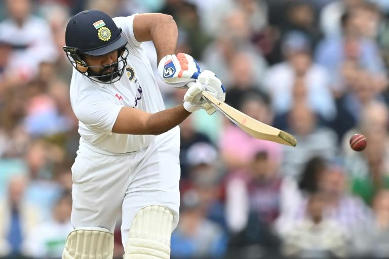 Defiant Sharma sees India into slender lead over England in fourth Test