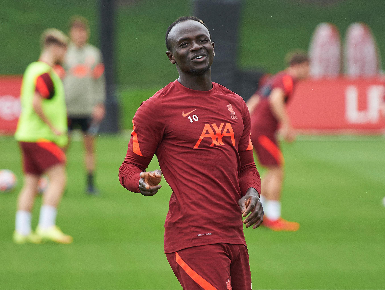 Sadio Mane reveals which Liverpool team-mate has 'surprised' him in training