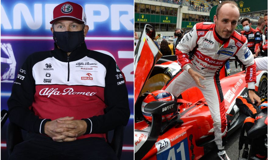 Formula One: Raikkonen positive for Covid-19, Kubica to stand in with Alfa Romeo