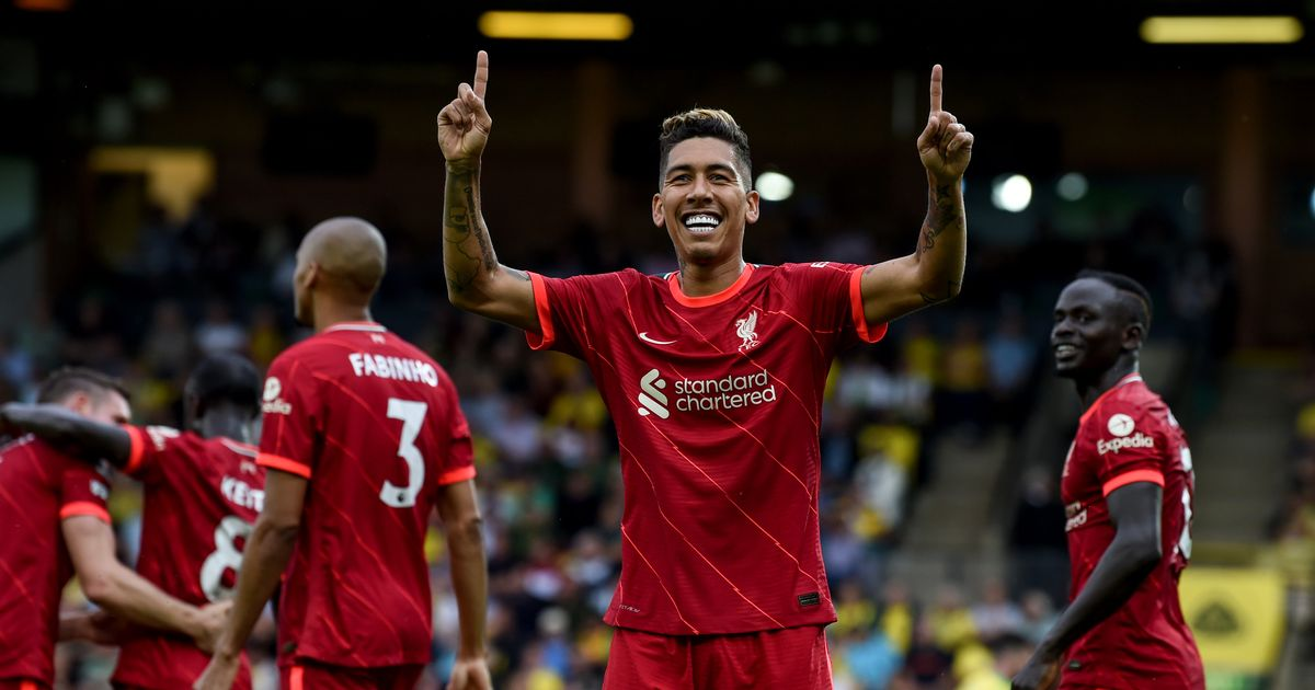 Liverpool should have a four-man transfer shortlist to replace Roberto Firmino next summer