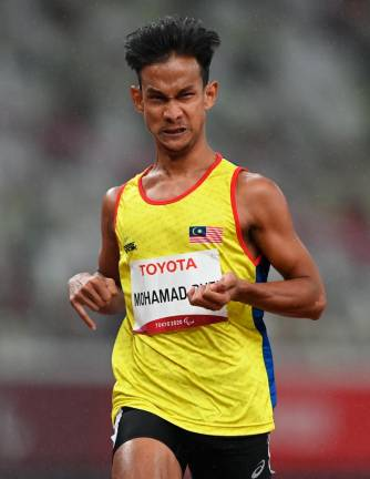 All hopes on trio to help achieve Malaysia's three-gold target
