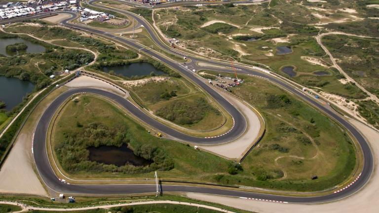 Improved Zandvoort offers unique track for F1 drivers