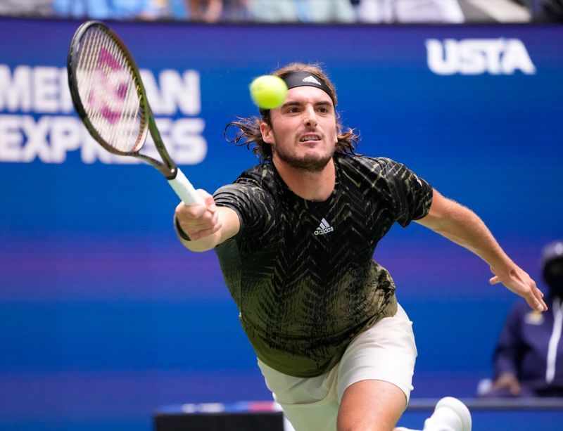 Tennis - 'Everyone suddenly is against me': Tsitsipas defiant on U.S. Open exit
