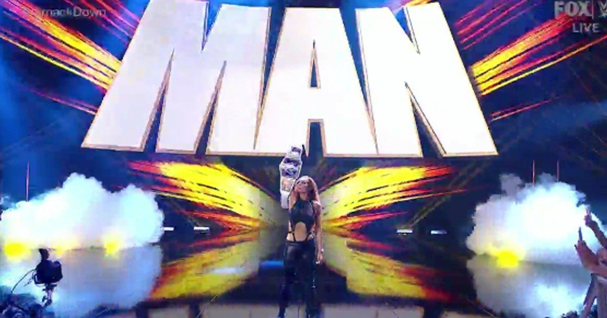 WWE's Becky Lynch Addresses Bad Guy Status and Denies Bianca Belair Title Rematch on SmackDown