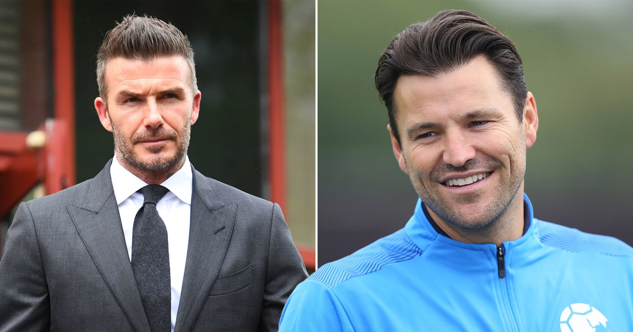 Mark Wright wants David Beckham for Soccer Aid after fellow Manchester United legends Paul Scholes and Wayne Rooney join line-up