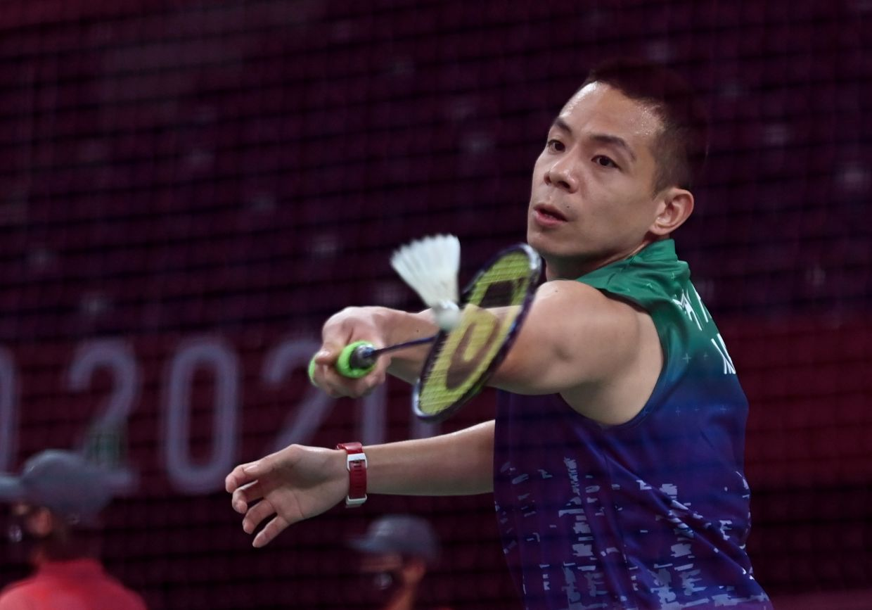 Hou's that - Cheah wins first badminton gold for Malaysia in Paralympics