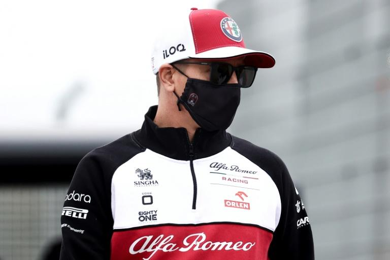 Raikkonen out of Dutch GP after testing positive for Covid-19