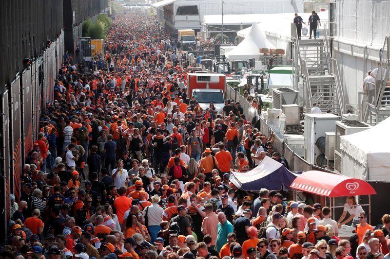 Motor racing-Formula One in Zandvoort: No cars allowed