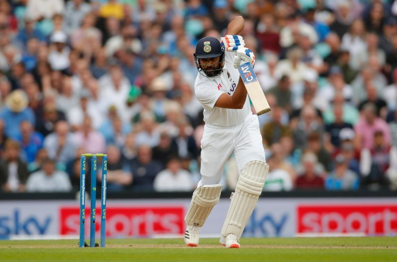 Cricket-Openers help haul India back in front against England at Oval