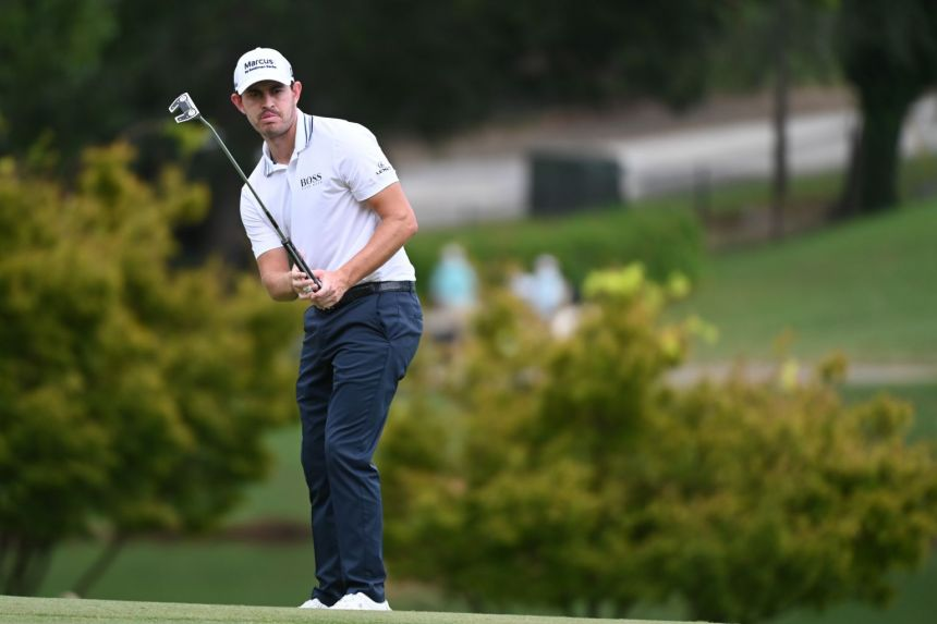 Golf: Cantlay stays one in front of Rahm in US PGA Tour Championship