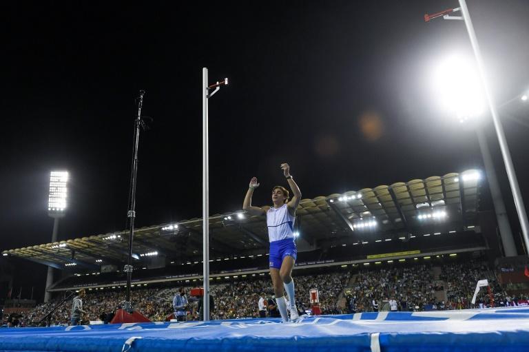 Duplantis confident of new world record despite Brussels blip