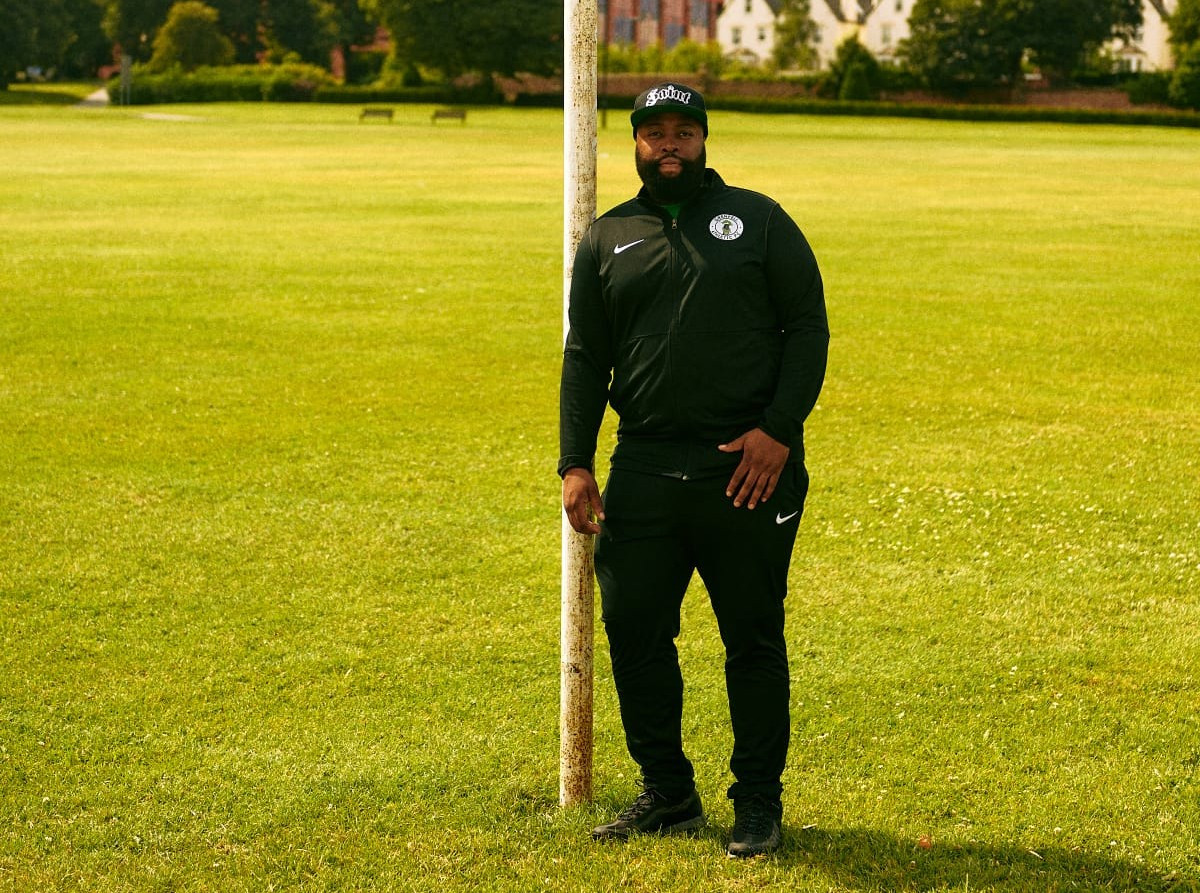 I founded Grenfell Athletic Football Club as a way to heal our local community