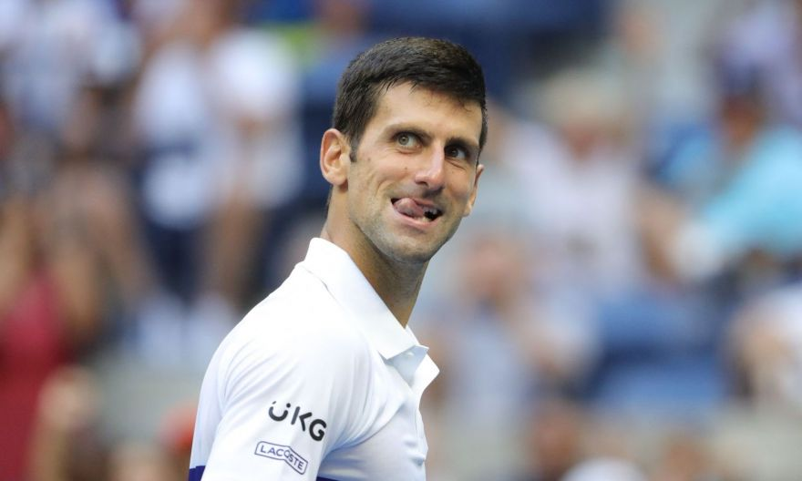 Tennis: Djokovic moves closer to Slam with US Open fightback win