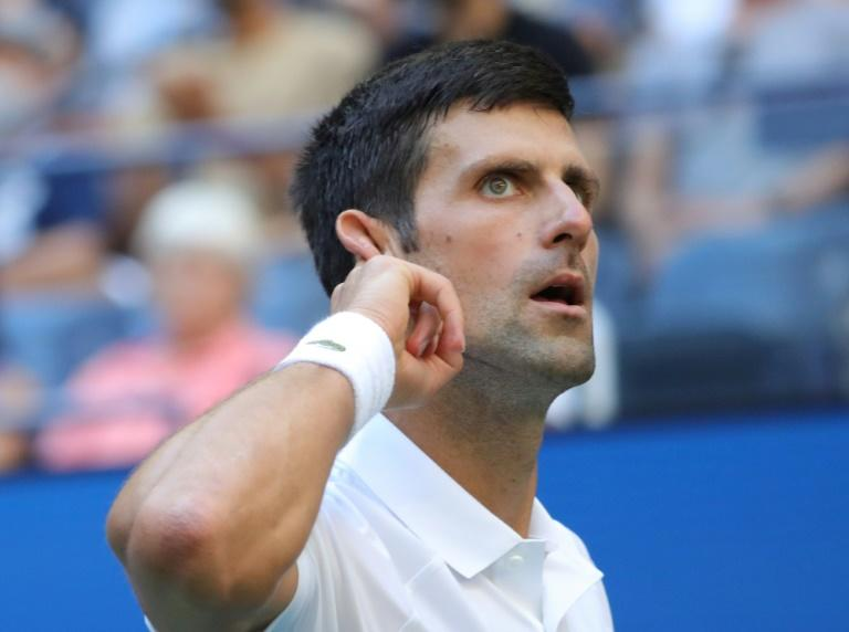 Djokovic likes his position for US Open and calendar Slam