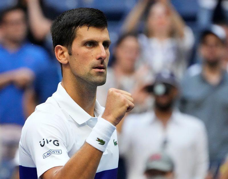 Tennis-Djokovic dispatches old rival Nishikori to reach fourth round