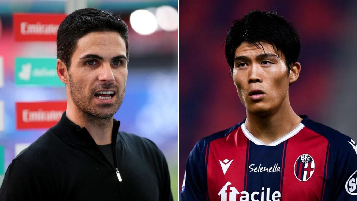 Mikel Arteta gives clear indication why Arsenal signed Takehiro Tomiyasu over Tariq Lamptey