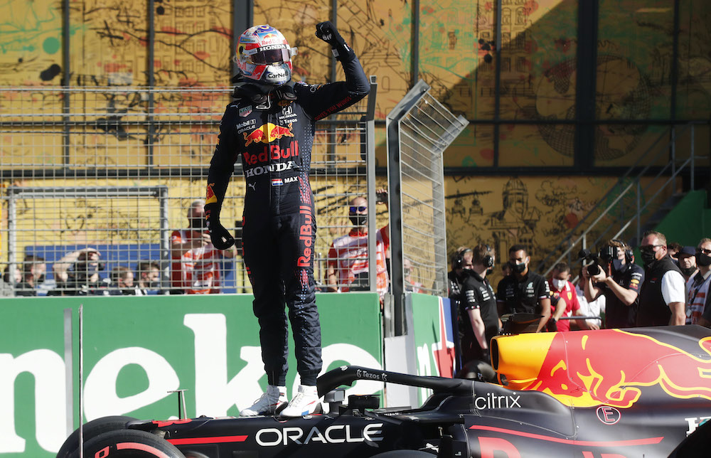 No plans to take engine penalty at Monza, says Verstappen