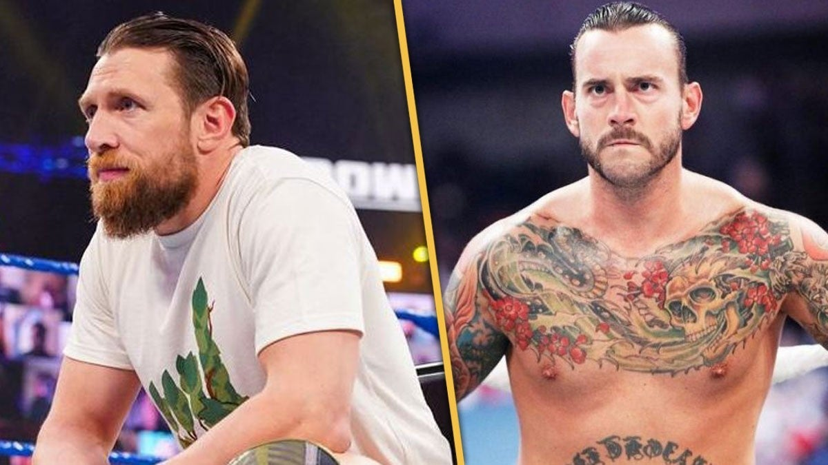CM Punk Drops Another Hint for Daniel Bryan AEW All Out Debut