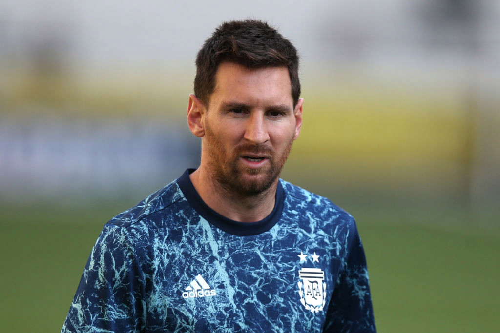 Lionel Messi reacts angrily to Brazil v Argentina farce as Sao Paulo clash is called off