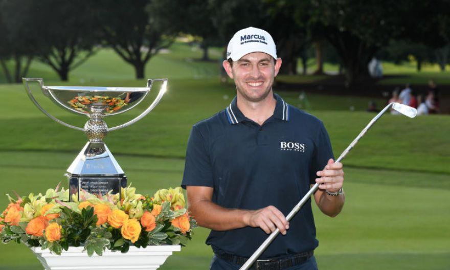 Golf: Patrick Cantlay edges Jon Rahm to win Tour Championship
