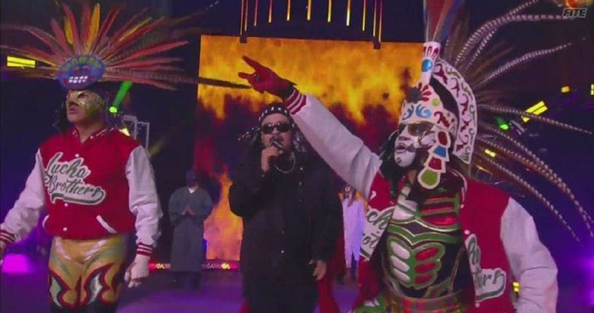 AEW All Out: The Lucha Brothers And Young Bucks Finish Their Legendary Brawl