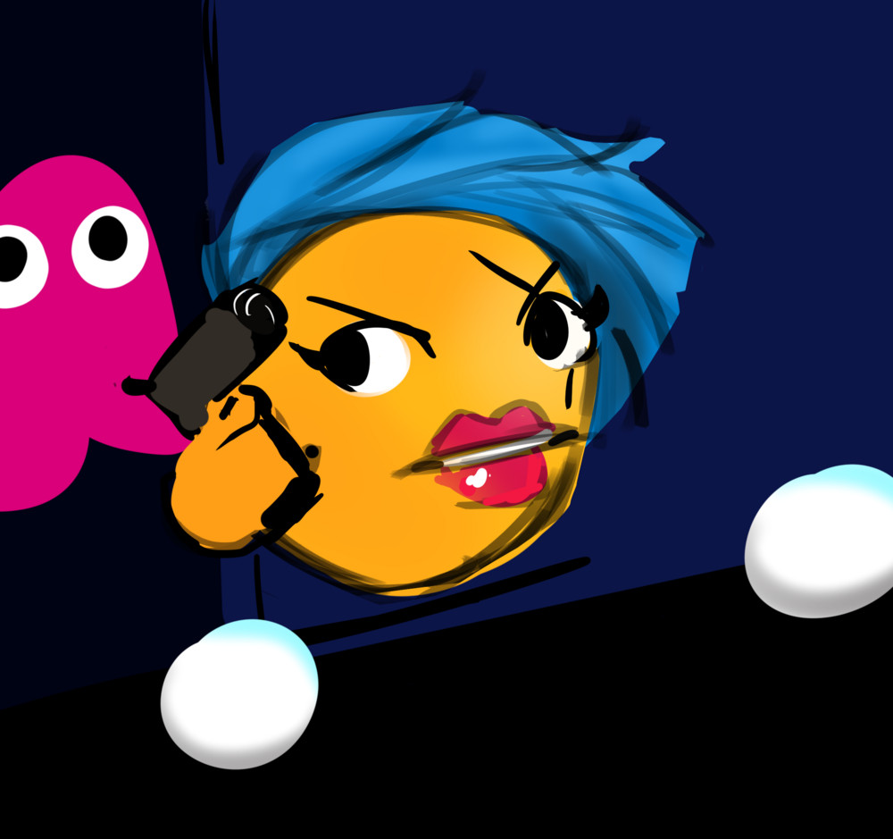 The Polygon staff tries to draw Ms. Pac-Man from memory