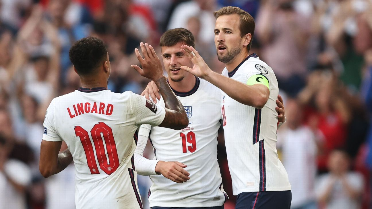 England need more from midfield if they're to contend at 2022 World Cup