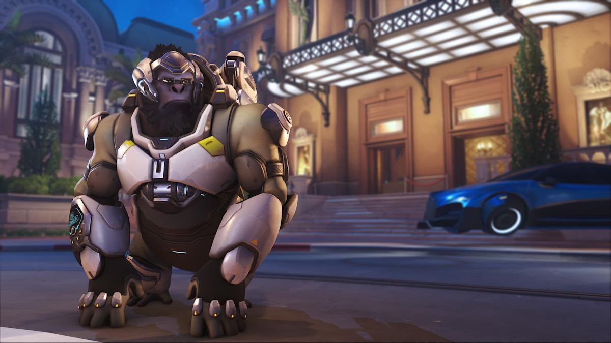 Overwatch League's 2022 season will start on an early build of 'Overwatch 2'