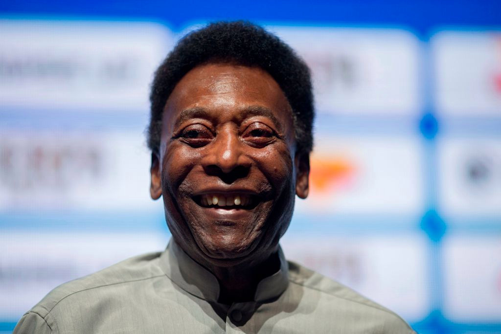 'I will face this match with a smile on my face' – Brazil icon Pele reveals he underwent surgery to remove tumour
