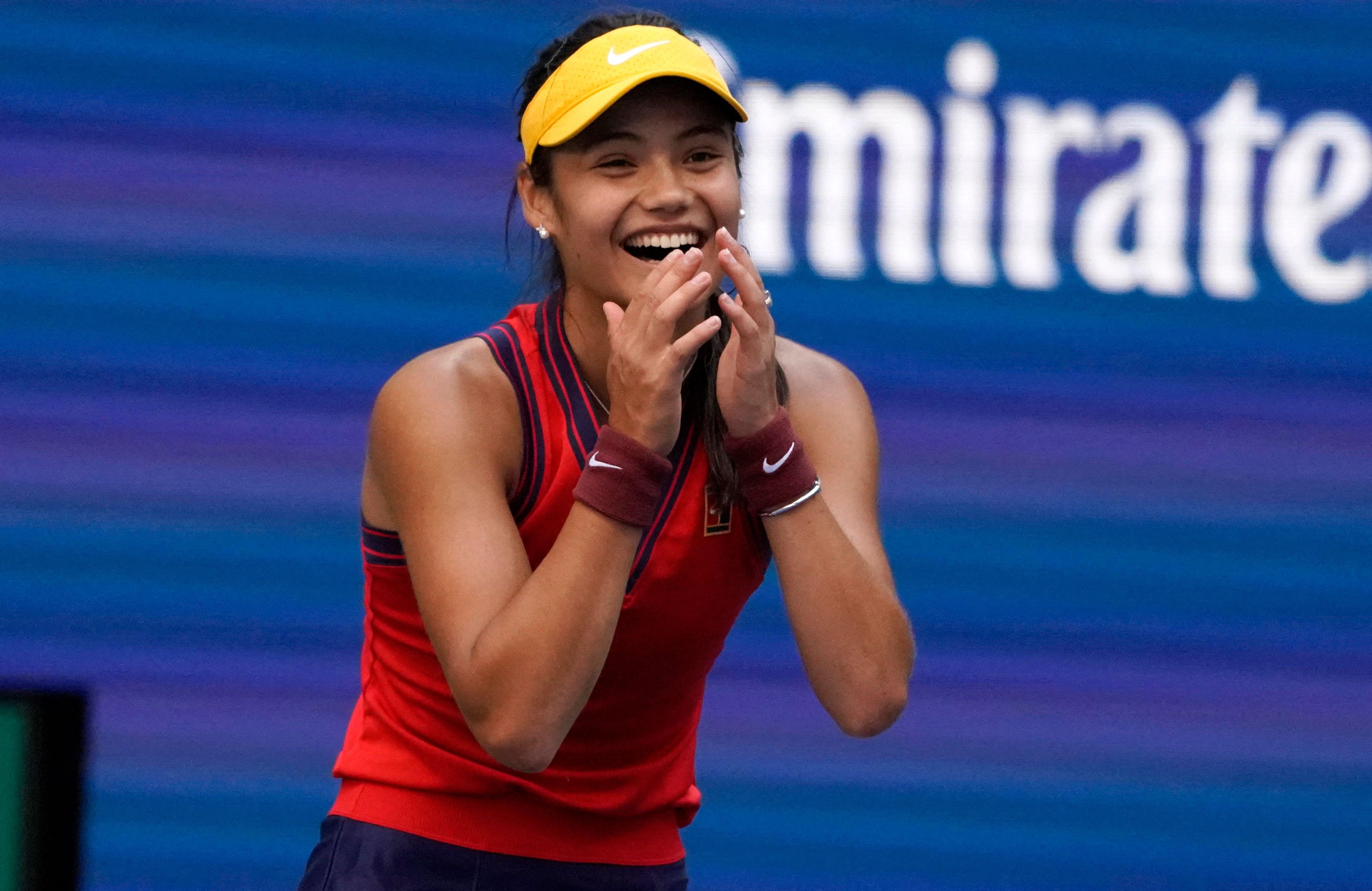 Emma Raducanu sent Naomi Osaka warning amid incredible US Open run