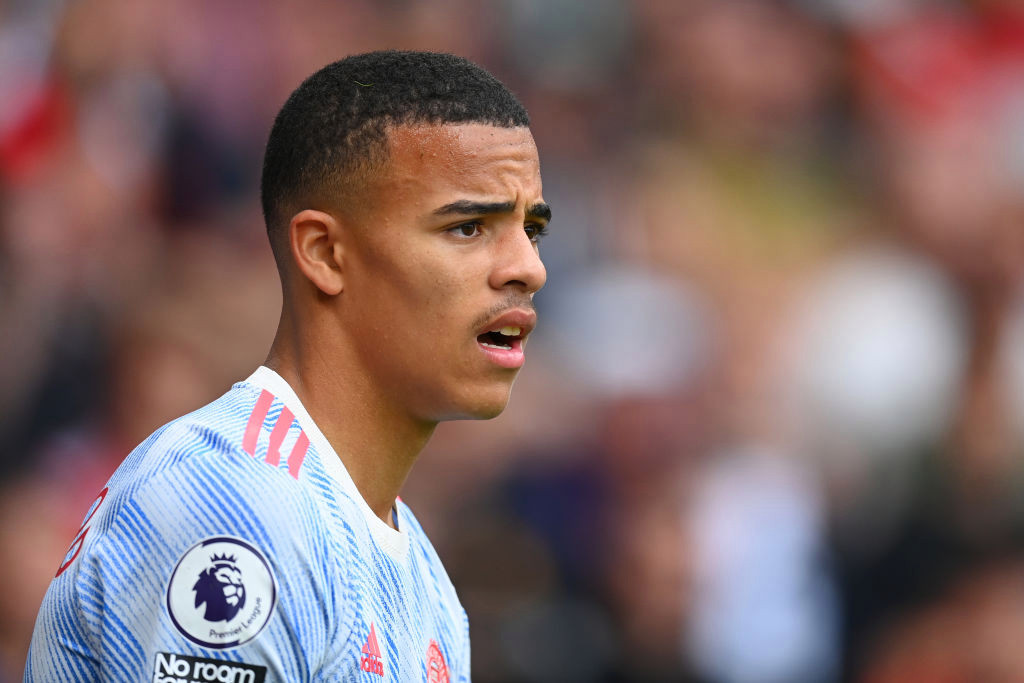 Mason Greenwood sends message to Manchester United fans after winning club's Player of the Month award