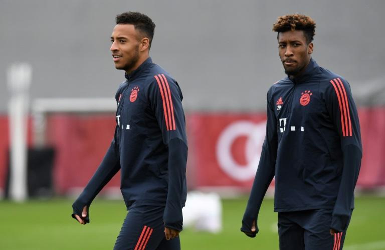 Bayern without Tolisso, Coman for Leipzig showdown
