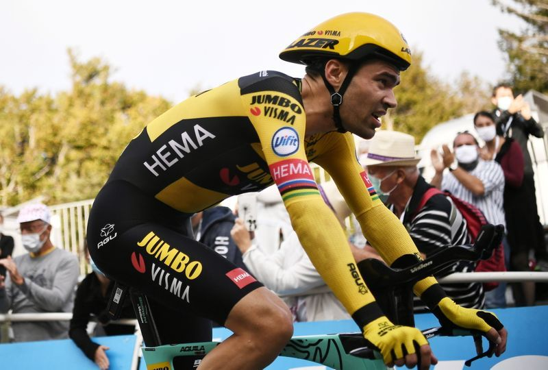 Cycling-Dumoulin to have surgery after being hit by car