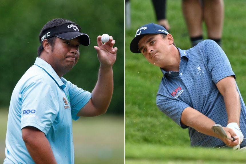 Golf: Kiradech, Bezuidenhout set pace as Rose makes late Ryder Cup bid