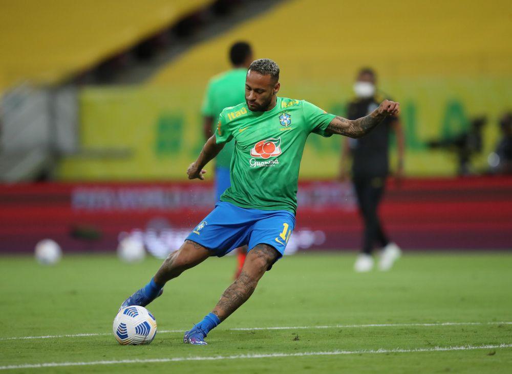 Neymar says he deserves more respect from Brazil fans