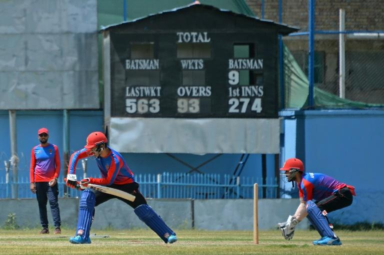 Afghan cricket board signals women could still play - report