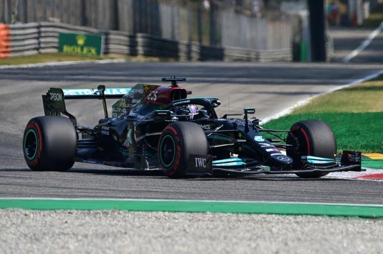 Hamilton tops final Italian GP practice ahead of Sprint